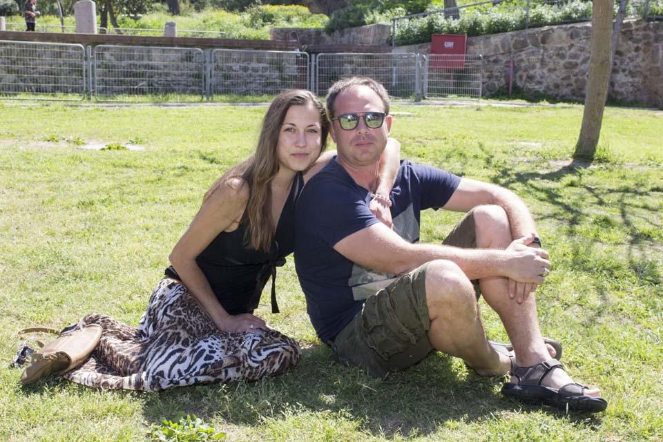 Константин и Юлия. Фото из личного архива